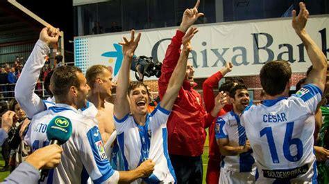 0 1. El Leganés logra su histórico ascenso a Primera