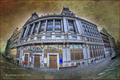 0047  Sede Central de BBVA en Madrid  Fisheye    Bbva ...