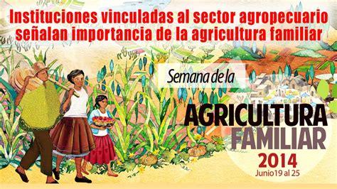 01   Instituciones vinculadas al sector agropecuario ...