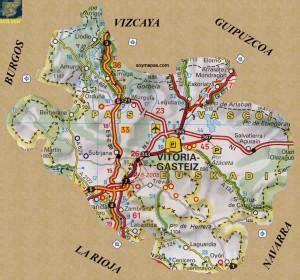 01001 código postal de Vitoria Gasteiz