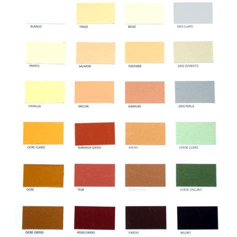 028 carta colores pintura de cal idroless paintcal ...