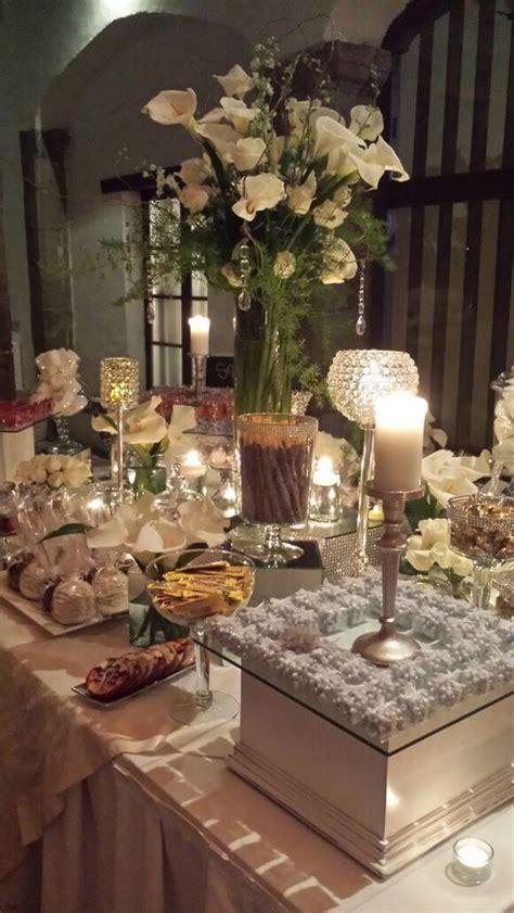 05 MESA DE CHUCHES ELEGANTE | Mesa de snacks boda, Mesa de ...