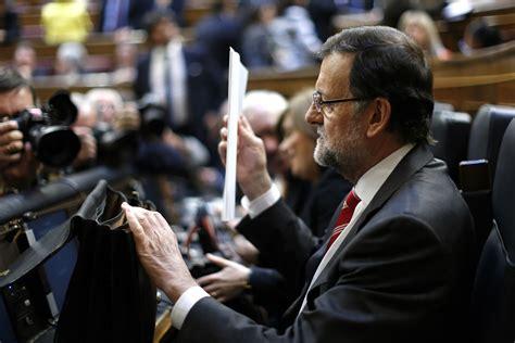 08/04/2014 Madrid, España El Presidente del Gobierno ...