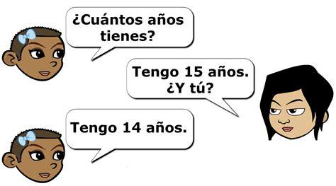 1.1G Tener   Spanish 1