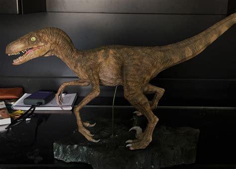 1/5th Velociraptor Horizon Model Jurassic Park form — Stan ...