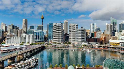 $1 Billion Darling Harbour Tower for Sydney   iSeekplant