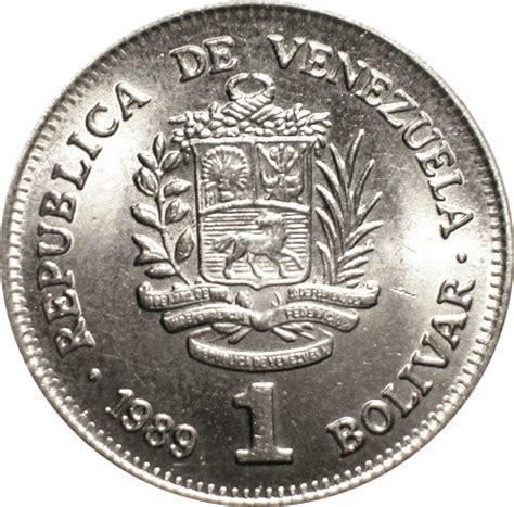 1 Bolívar   Venezuela – Numista