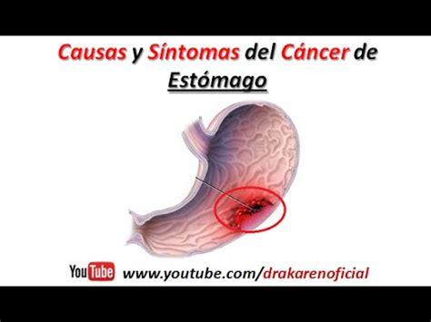 1.Cancer de Estomago: Causas y sintomas del Cancer de ...