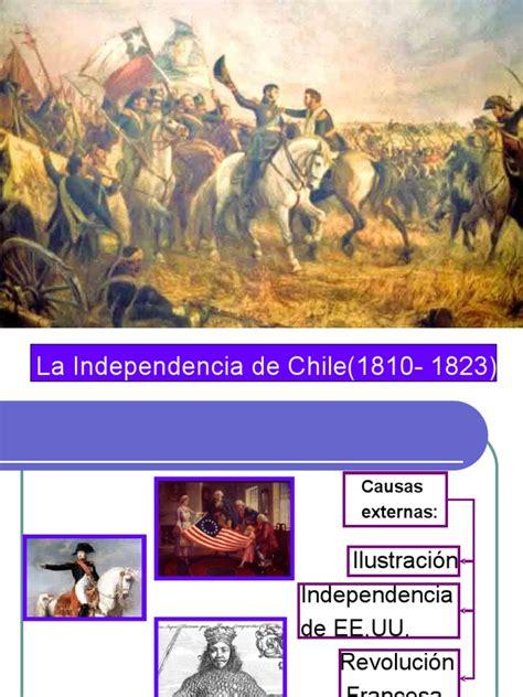 1. Causas Internas y Externas de La Independencia   Era de ...