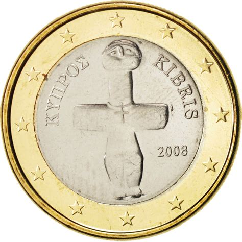 1 Euro   Cyprus – Numista