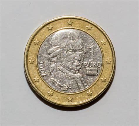 1 Euro Fehlprägung Österreich 2002 | Deutsches MünzenForum