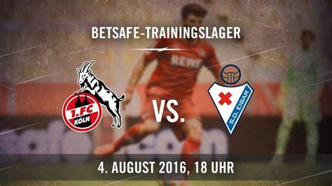 1. FC Köln   SD Eibar   YouTube