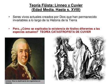 1.fijismo y precursores del evolucionismo