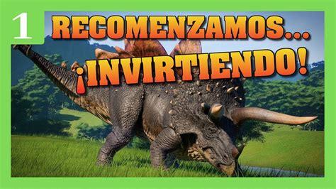 [1] Jurassic World Evolution | ¡RE COMENZAMOS MUNDO ...