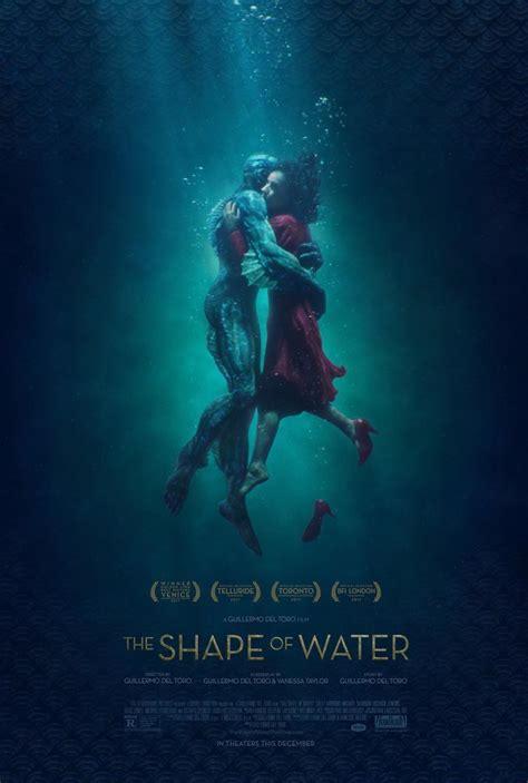 1. La forma del agua  Guillermo del Toro    Cine en forma
