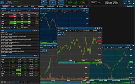 #1 Ranked Stock and Options Trading Simulator | ETNA Trader