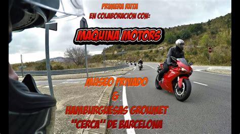 1ª Ruta en Compañía de Maquina Motors   Museo Privado ...