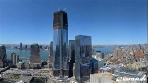 1 World Trade Center Built in 2 Minutes Video   ABC News