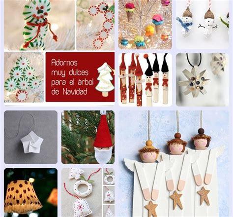10 adornos caseros para el árbol de Navidad | Pequeocio.com