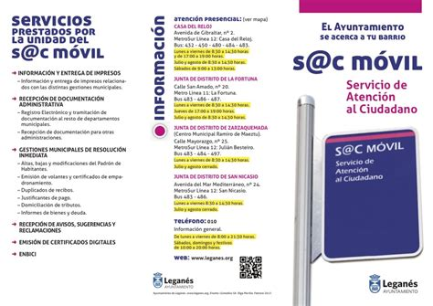 10 años de SAC Móvil – ArroyoCulebro.com