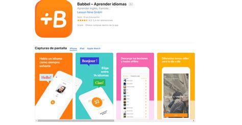 10  apps  para aprender idiomas en cualquier momento y lugar
