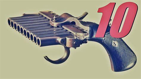 10 Armas Más Raras Del Mundo   YouTube