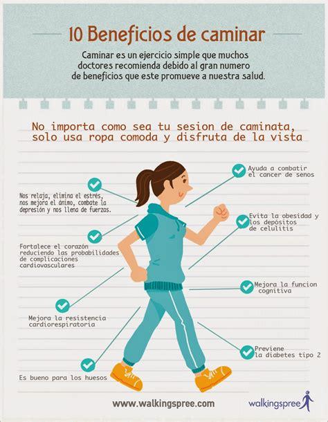 10 Beneficios de caminar   Salud / Bienestar   Pinterest
