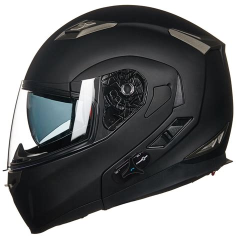 10 Best Bluetooth Motorcycle Helmets of 2020 for Modern People