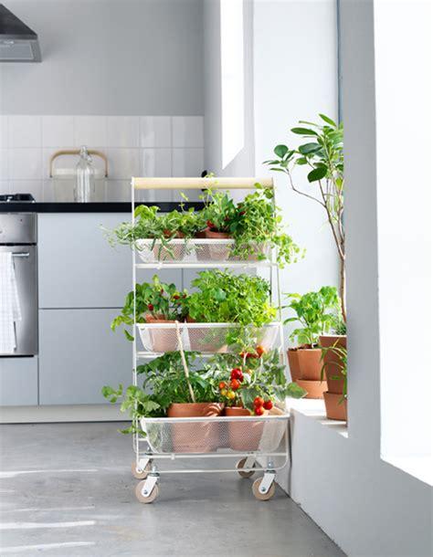 10 Best DIY IKEA Indoor Garden Spaces   Home Design And ...