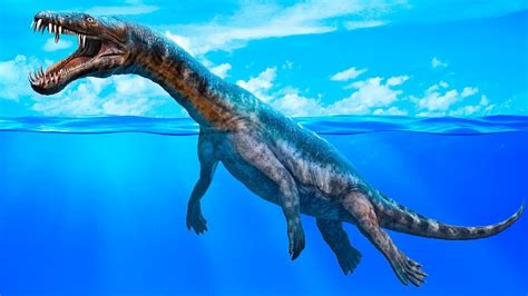 10 Biggest Sea Dinosaurs That Ever Existed on Earth   YouTube