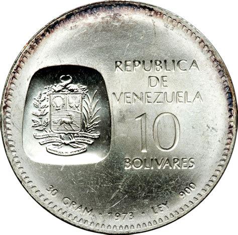 10 Bolívares  Bolivar coins    Venezuela – Numista