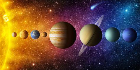 10 Características del Sistema Solar