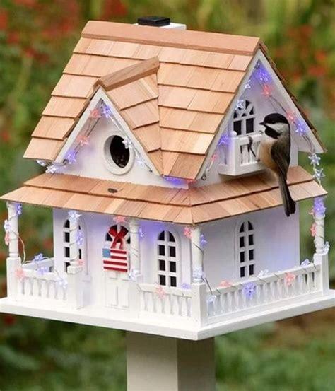 10 casas de aves para decorar tu jardín | Casas de aves ...