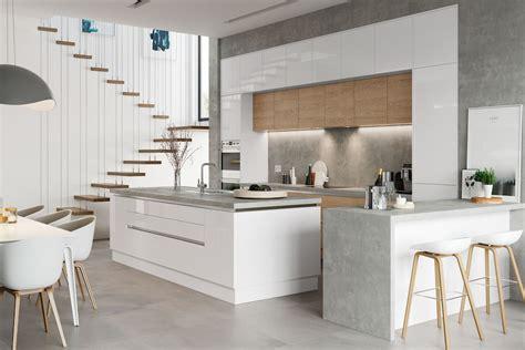 10 combinaciones de colores para tu cocina moderna ...