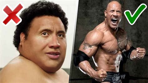 10 Cosas que no Sabias de Dwayne Johnson  La Roca    YouTube