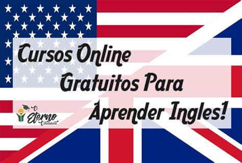10 cursos online gratuitos de Inglés  todos los niveles
