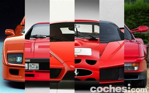 10 de los mejores Ferrari de la historia