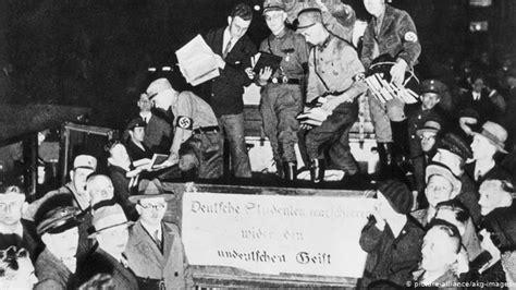 10 de mayo 1933: quema de libros por los nazis | Historia ...