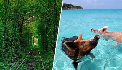 10 destinos turísticos curiosos que você deve levar em ...