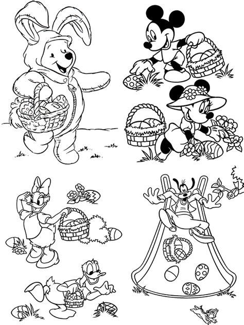 10 dibujos para colorear ¡de Pascua!   Pequeocio.com
