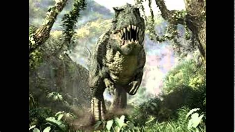 10 diferentes tipos de dinosaurio rex que existieron   YouTube
