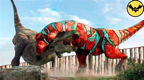 10 Dinosaurios Espeluznantes Más Peligrosos de toda la ...