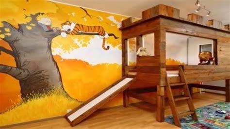 10 Diseños De Habitaciones para niños de pelicula   YouTube