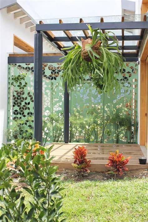 10 diseños de pilares que harán lucir tu terraza ...