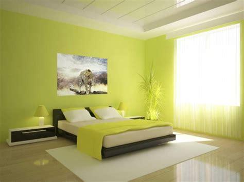 10 Dormitorios Decorados en Color Verde y Crema   Ideas ...
