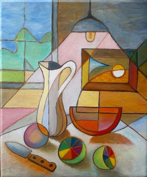 10 Facts About Cubism Painting Style   Tropic Drawing