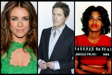 10 famosos infieles y con muy MALOS gustos ¿Qué estaban ...