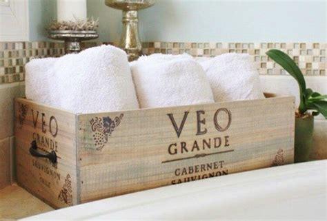 10 formas de decorar tu casa con cajas de vino   Cajas de ...