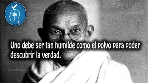 10 frases celebres de Mahatma Gandhi   YouTube