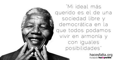 10 frases inspiradoras de Nelson Mandela   blog ...
